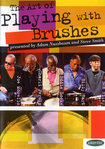 Art of Playing Brushes DVD